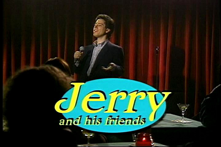 Jerry and His Friends - click to play video